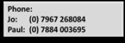 Phonenumbers